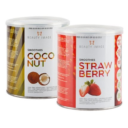 Smoothies Promo Pack – 2 Coconut and Strawberry Cans