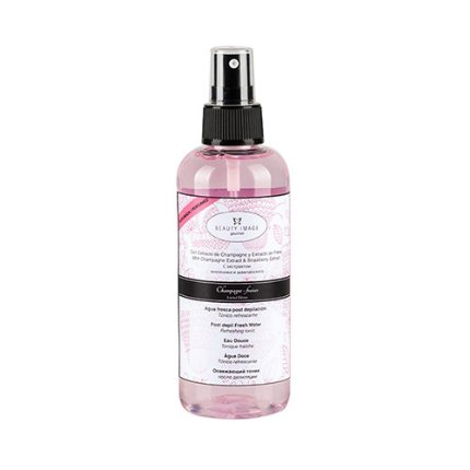 Champagne Fraises Post depilatory Tonic 6.8 fl Oz (200 ml)
