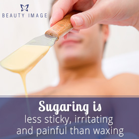 Sugaring as a hair removal product