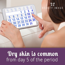 Menstrual Calendar for Hair Removal Products