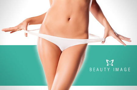 Bikini Waxing with Hair Removal Products