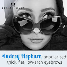 Audrey Hepburn Eyebrow Hair Removal Products
