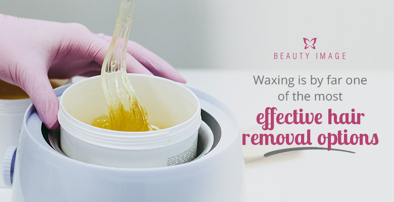 Melting Hard Body Waxes