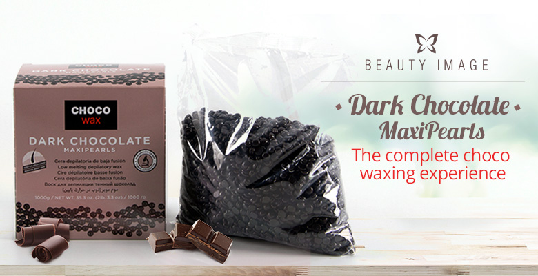 The Brand New Dark Chocolate MaxiPearls