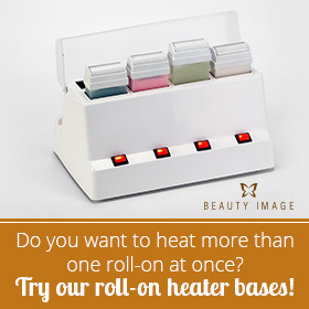 Roll-On Bases or Wax Heater Bases