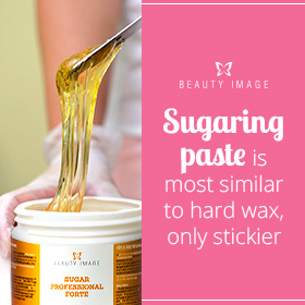 Sugaring for Brazilian Waxing
