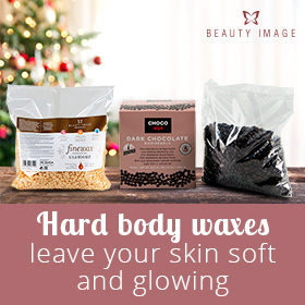 Waxing in Winter Glamour Beads Argan Oil And Dark Chocolate Maxi Pearls