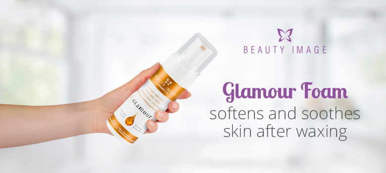 Hair Removal Products Glamour Post-Depilatory Foam