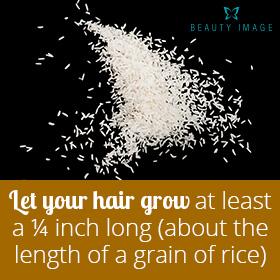 Rice Grain for Summer Waxing