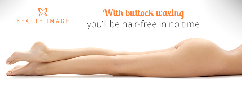 Long Legs and Buttock Waxing