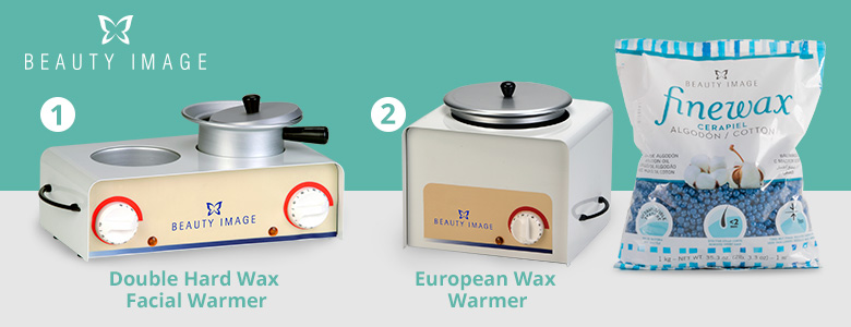 Waxing Accessories Warmers