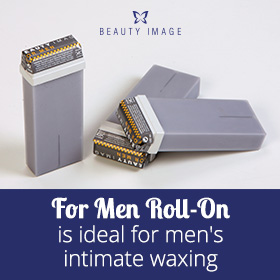 Roll-On for Manzilian Wax