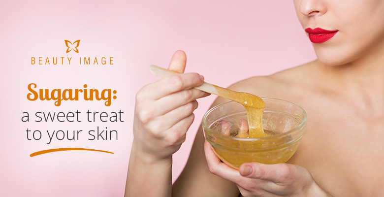 Woman with Sugaring Paste and Everything you Need to Know About Sugaring