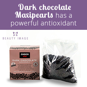 Hard Body Wax dark Chocolate Maxipearls