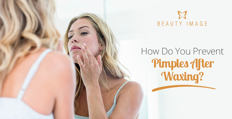 Pimples After Waxing