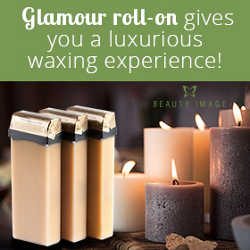Roll-On Wax Glamour Roll-On