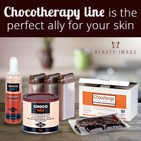 Chocotherapy Treatment Line Choco Wax, Chocofango and Choco Wax Roll On