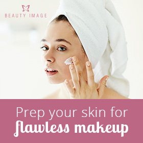 Makeup Tips Woman Moisturizes Skin