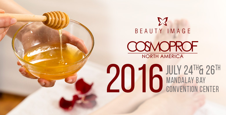 Professional Sugaring Paste at Cosmoprof Picture
