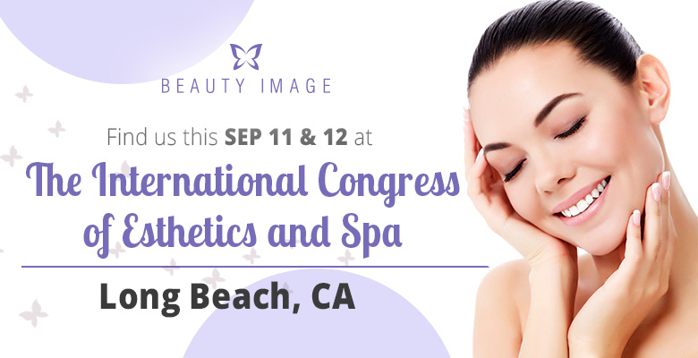 Invitation to The Int'l Congress of Esthetics and Spa Where You will Find Our Post Waxing Care Products