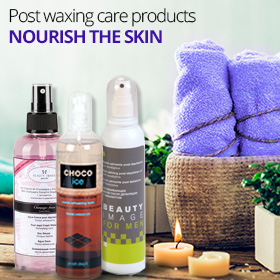 Post Waxing Care Products