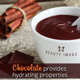 Chocolate, Chocotherapy Products, and Cinnamon