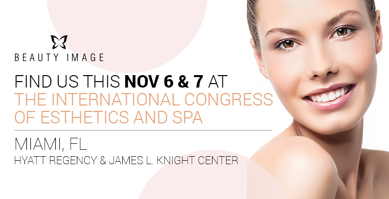 The International Congress of Esthetics and Spa in Miami, FL